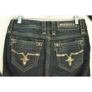 Rock Revival Jeans - Rock Revival jeans 28 x 28 Jacklyn Super Skinny a